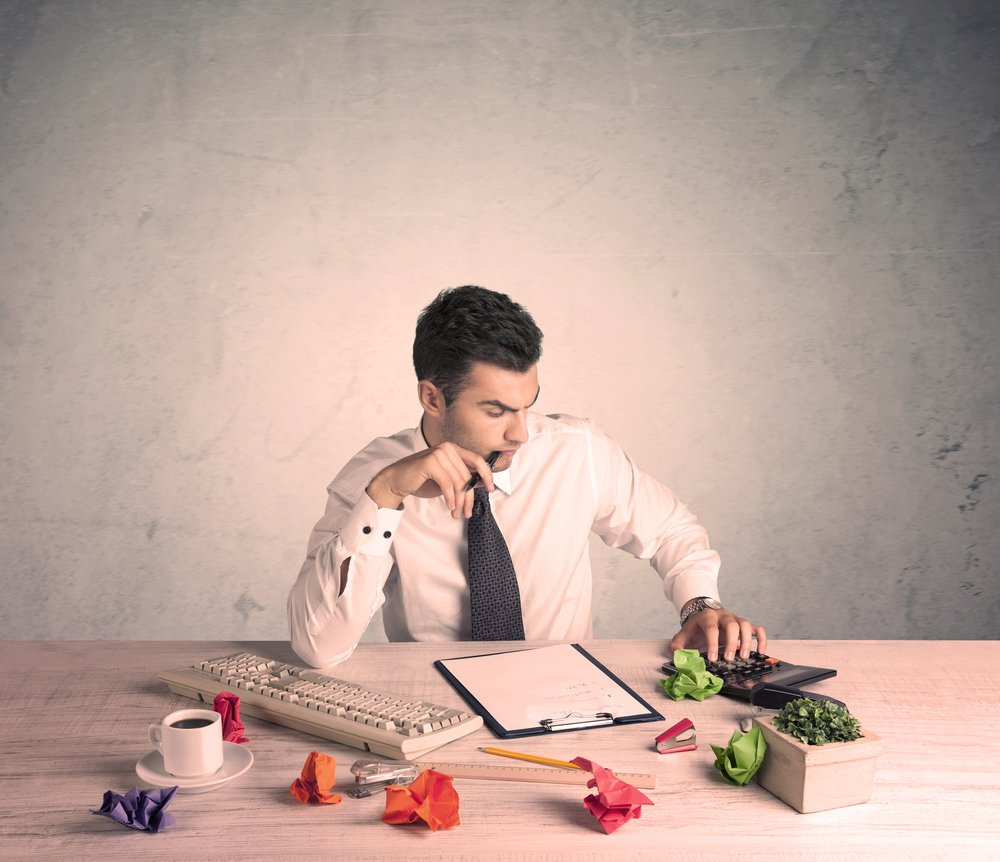 Employer Flexible Texas Sets Employer 2021 Unemployment Tax Rate Man Using Calculator Balls of Paper