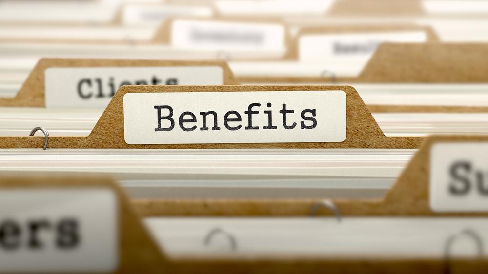 Image of Benefits Folder