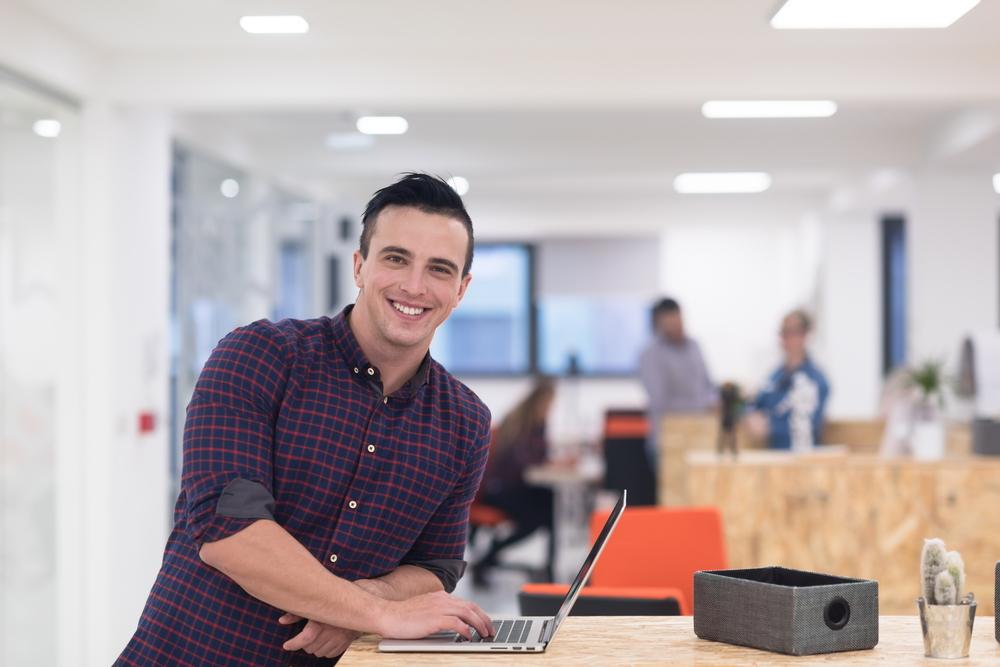 Employer Flexible Partner PEO Happy Employee